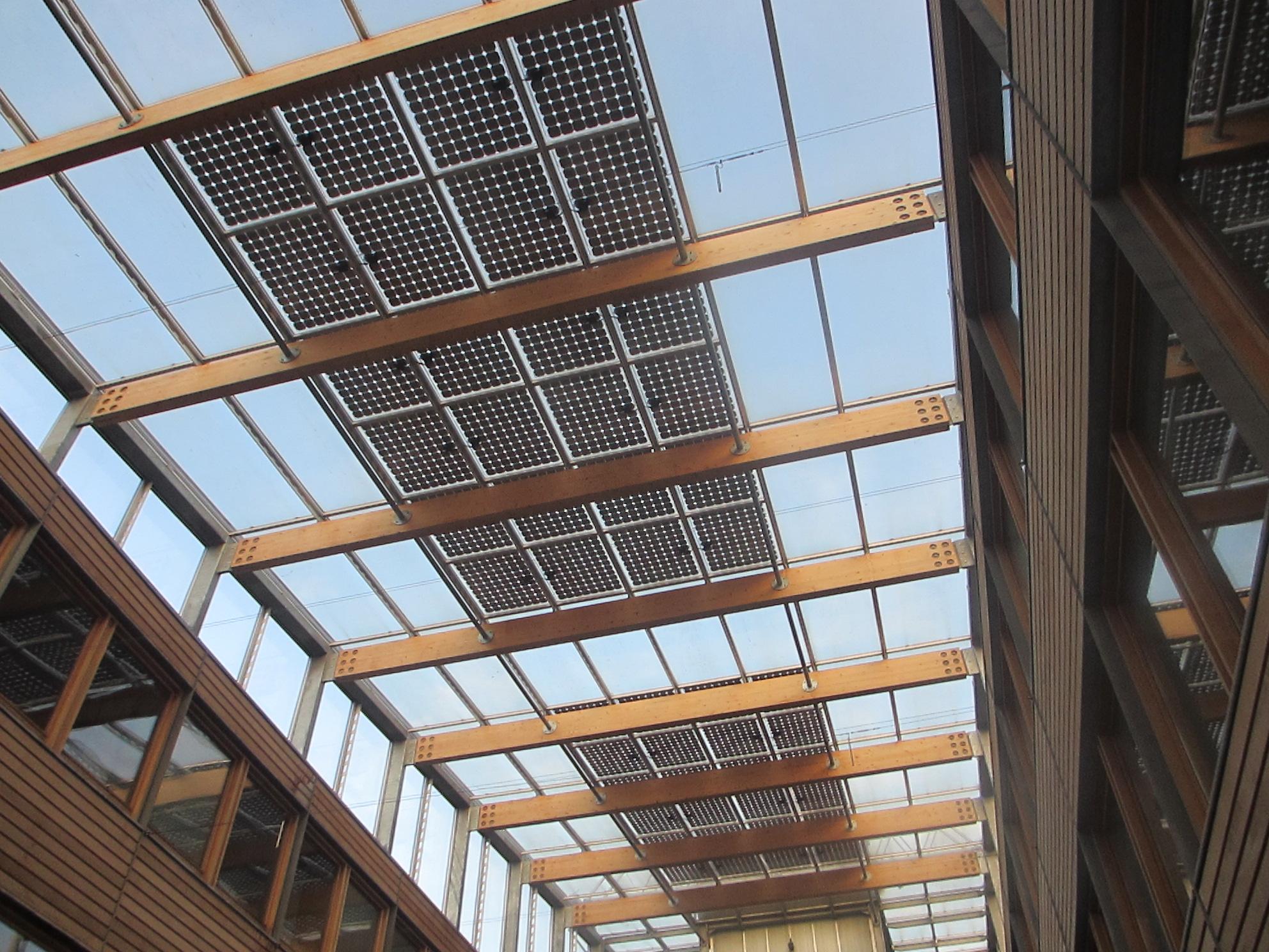 教育学院大楼绿色建筑设计